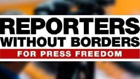 «Репортери без кордонів» сприятимуть звільненню Сущенка – Фейгін