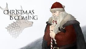 Christmas is coming. Різдвяний сезон на онлайн-радіо