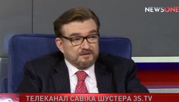 Евгений Киселев объявил, что его убрали с«Интера» потребованию В.Путина