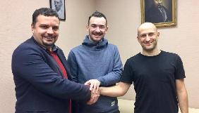 Контракт на екранізацію «Ворошиловграда» Жадана уже підписаний