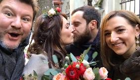 Даша Малахова показала фото со свадьбы