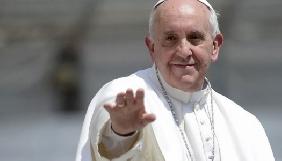 Папа Франциск виступив проти фейків