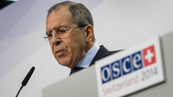 Лавров допускає обмін Сущенка, Сенцова і Клиха на росіян