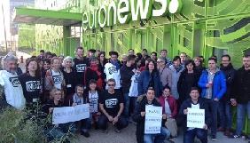 «Говорить і показує Москва!» Як знищують українську службу Euronews
