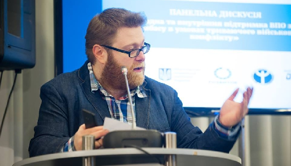 Богдан Буткевич звільнився з «Українського тижня»