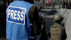 З нового року журналісти працюватимуть в зоні АТО за новими правилами - Міноборони