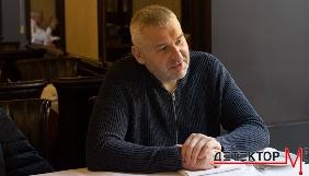 Фейгін передасть ФСБ папери по справі Сущенка, які він привіз із Франції