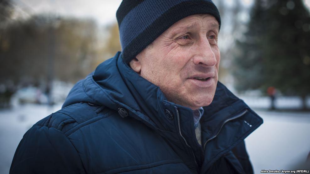 Кримський журналіст Микола Семена подякував українським колегам за підтримку