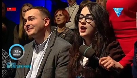 Саакашвілі звинуватив журналістку із Здолбунова у продажності (ВІДЕО)