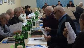 Пленум НСЖУ вирішив провести з'їзд 20 квітня і виключив зі складу секретарів Тетяну Котюжинську