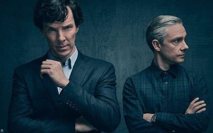 Новая серия Шерлока лучше чем могло бы быть