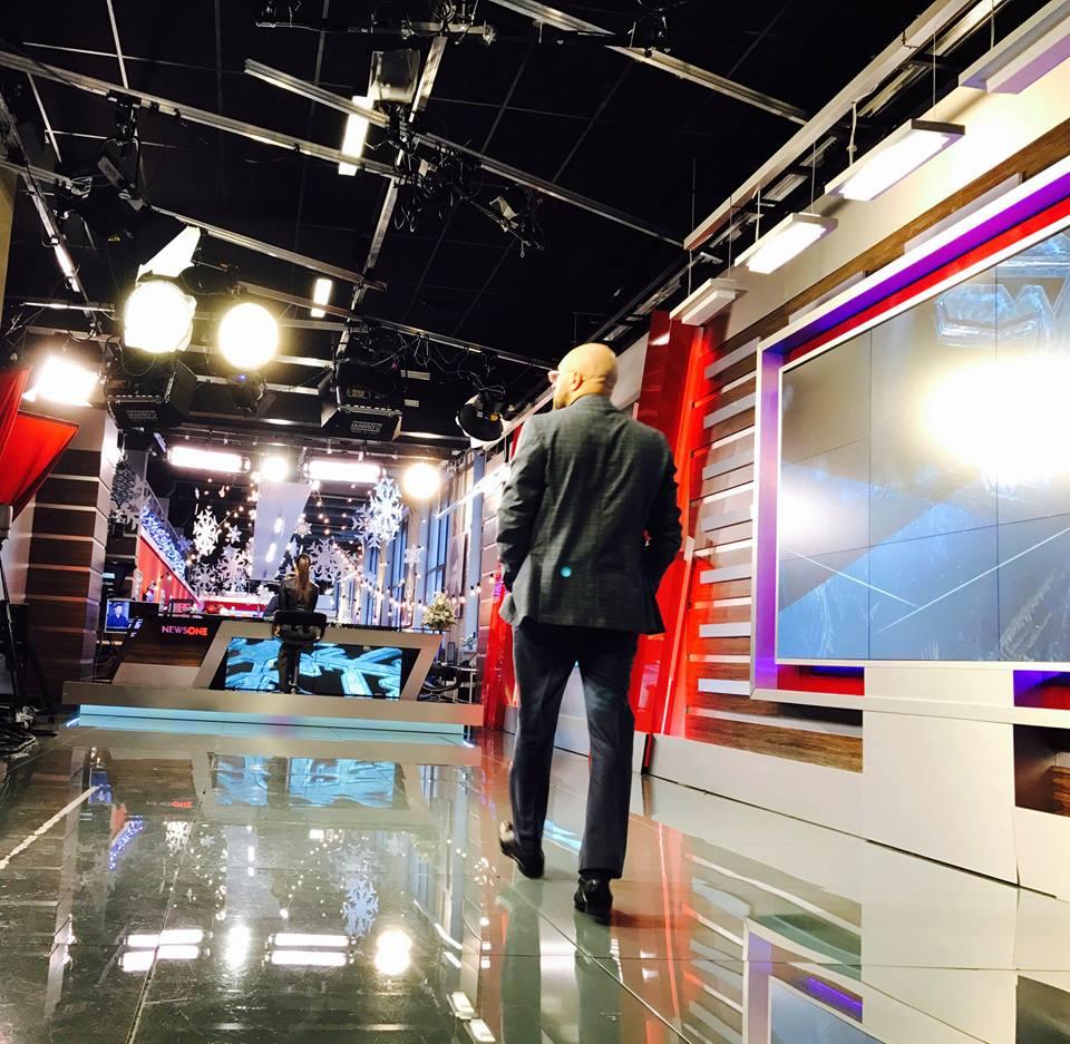 Евгений Киселев, Матвей Ганапольский и Алексей Семенов уходят с канала NewsOne