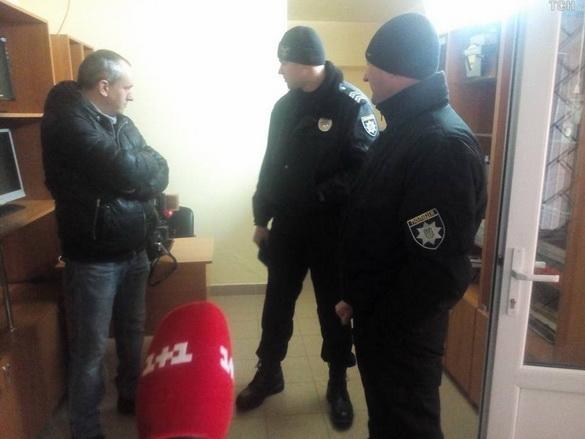 У Рівному прокуратура відкрила кримінальне провадження через напад на журналістів «1+1»