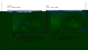 Google почав застосовувати технологію, що зменшує розмір фото в 4 рази без втрати якості