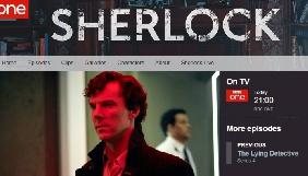 Користувачі інтернет отримали доступ до російсьмовного «Шерлока» раніше показу серіалу в Британії