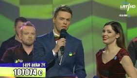 Під час телеконцерту на суспільному мовленні Литви LRT волонтери зібрали на підтримку України майже 120 тис. євро