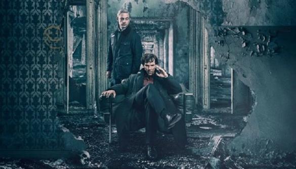 Фінальну серію з четвертого сезону «Шерлока» злили в інтернет, аби покарати BBC - британські ЗМІ