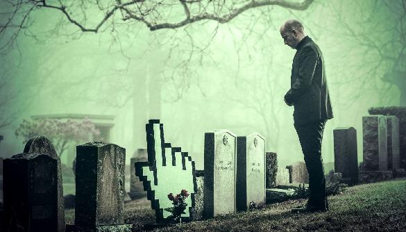 Как выглядит смерть в соцсетях