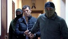 Сущенко повідомив, що йому не дають читати українську пресу