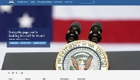 Іспанія висловила занепокоєність зникненням іспаномовної версії сайту Білого дому