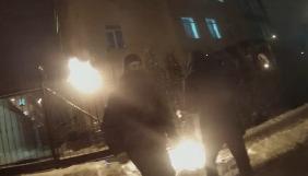Невідомі намагались підпалити М1 та М2: відкрито кримінальне провадження