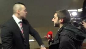 Журналіста французького телеканалу TF1 вигнали з прес-конференції Марін Ле Пен