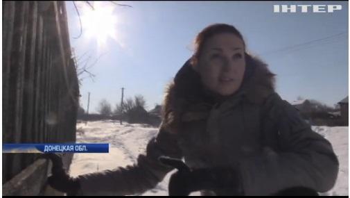 Журналістка «Інтера» пояснила, чому в Авдіївці працювала без шолома та бронежилета