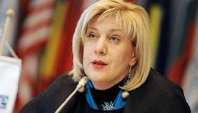 Міятович нагадала про двох поранених журналістів й закликала забезпечити безпеку представників ЗМІ на Донбасі