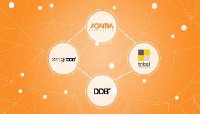 Комунікаційна група AGAMA стане офіційним представником брендів DDB та Tribal Worldwide в Україні