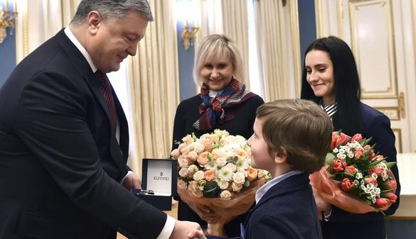 Сущенко звернувся з листом до Порошенка