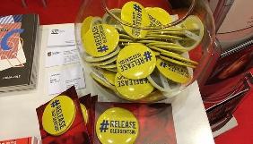 На Берлінале відкрився стенд на підтримку Олега Сенцова