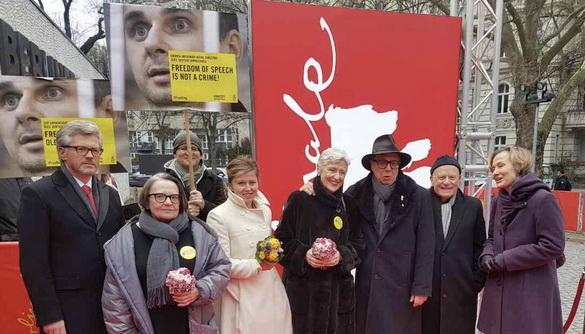 Європейська кіноакадемія закликає Росію звільнити Олега Сенцова
