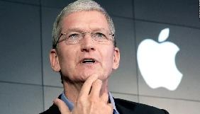 Глава Apple вважає, що фейкові новини – це тимчасове явище