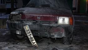 Поліція Кам'янського розслідує спалення авто редактора Сергія Гузя