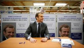 Штаб кандидата в президенти Франції Макрона заявив про втручання російських хакерів та ЗМІ у вибори