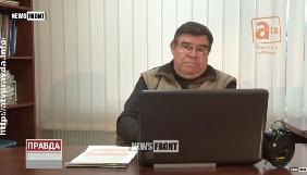СБУ порушила справу проти одеського журналіста Кваснюка, який славив «Гіві»