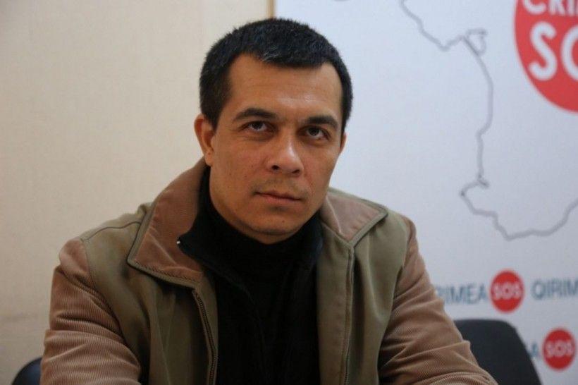 У Криму слідчі повернули адвокату Курбедінову техніку