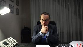 Павло Грицак: По «Євробаченню» укладено найжорсткіший договір із усіх можливих, розроблених ЄМС