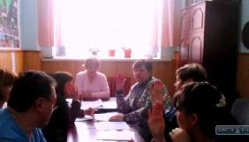 На Одещині журналіста видворили з засідання комісії міськради