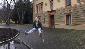 Аркадій Бабченко виїхав з Росії