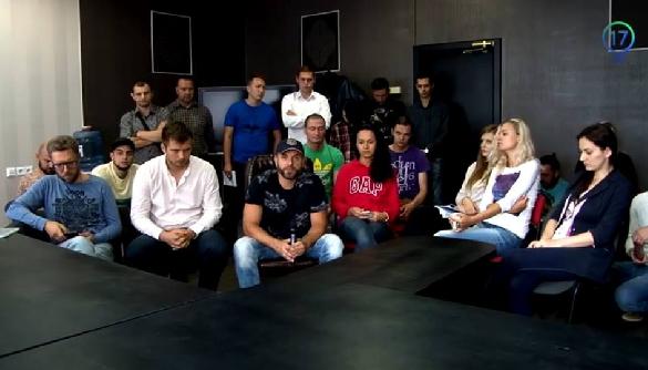 Жан Новосельцев ушел с «17» канала, чтобы «нести свет, разгоняя нечисть»