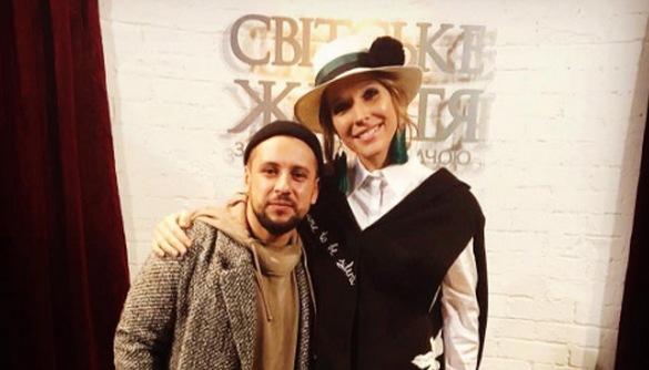 Катя Осадчая не собирается уходить в декрет