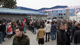 У Грузії відбуваються протести через зміну власності опозиційного каналу