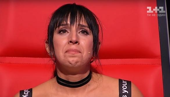 Участница «Голоса страны» довела Джамалу до слез (ВИДЕО)