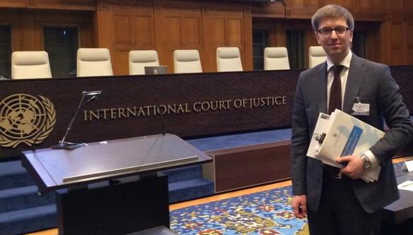 В українського омбудсмена заявляють, що адвокат Миколи Семени передав звернення суду в Гаазі у справі Україна проти Росії