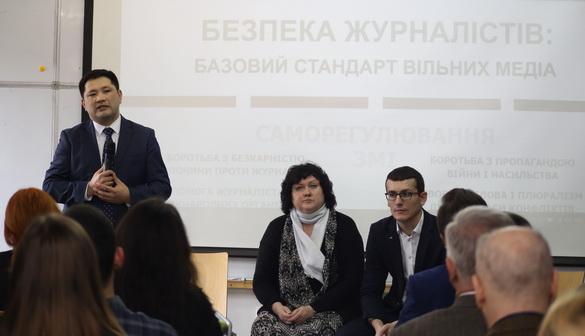 В Україні немає жодного успішного прецедента покарання за перешкоджання журналістам - НСЖУ