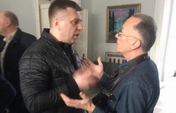 У Чернігові журналіст оскаржуватиме закриття справи проти охорони мера