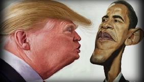 Трамп назвав Обаму в Twitter «слабаком» через посилення Росії і анексію Криму