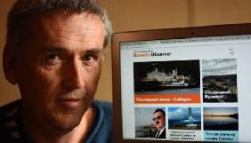 Норвезькому журналісту на п'ять років заборонили в'їзд до Росії