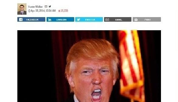 Преса Трампа чи Трамп пресу?